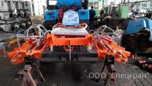 Агрегат для перегонки шпал по меткам и разгонки стыковых зазоров УПМ1-5 (РШР)