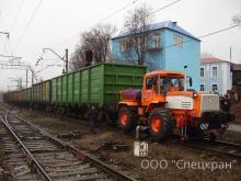 Мотовоз маневровый ММТ-2, локомобиль, тяговый модуль вагонов